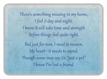 Custom Memorial Cards with rounded corners