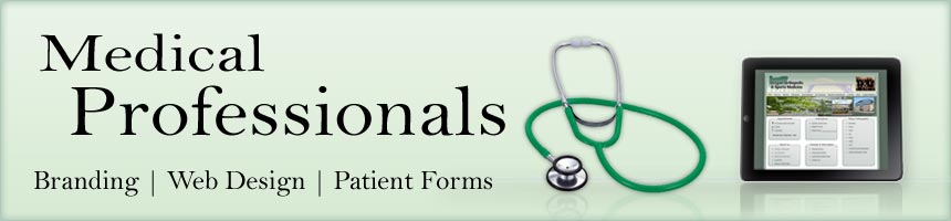 Website Design and Online Patient Forms for Medical Clinics