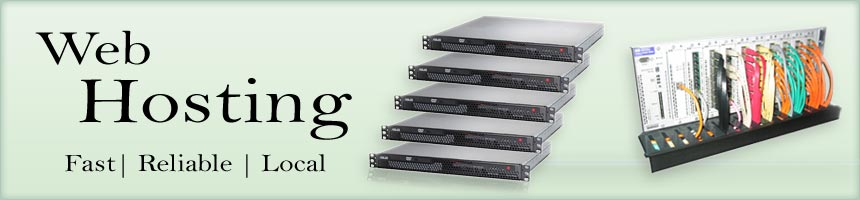 Web Hosting - Fast and Dependable