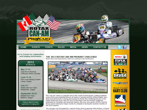 Rotax Can-Am ProKart Challenge
